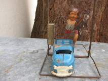 Stamped Steel Toy Truck