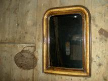 Stoere Franse Spiegel